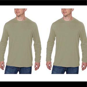 Kirkland Signature Men's Long Sleeve T-shirt